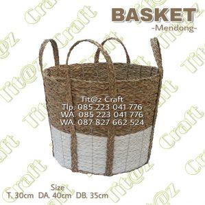 Tas Mendong Basket