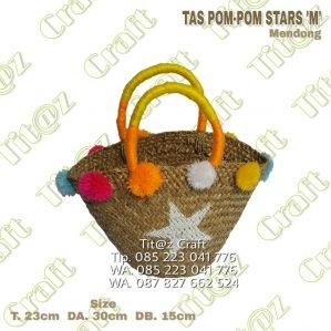 Tas Pom Pom Star