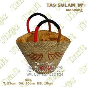 Tas Mendong Sulam